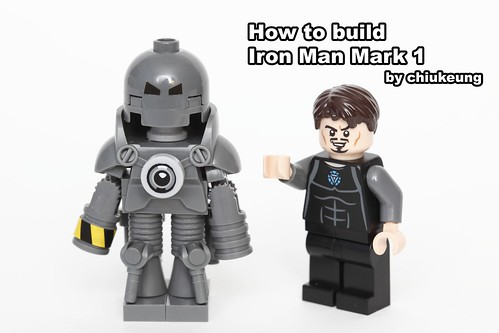 Как сделать марк 1 из лего