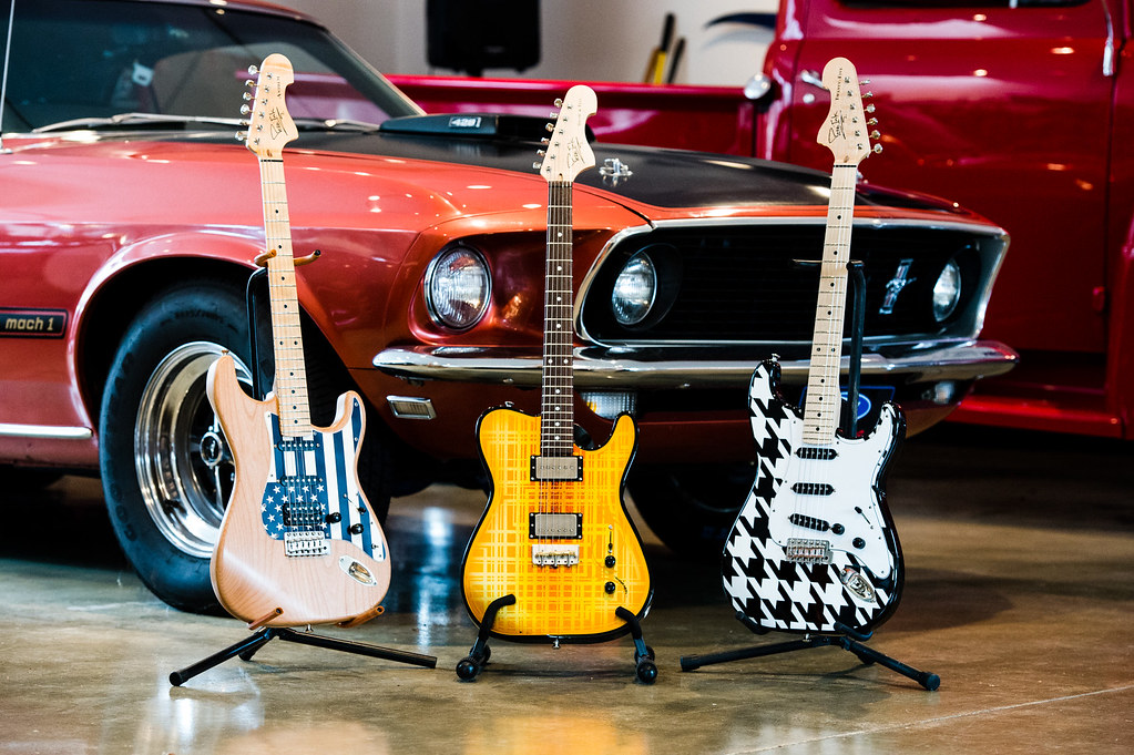 Cars And Guitars  Medicine Hat