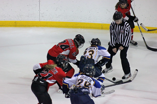 the 2012 chicago fury u14 aaa girls hockey team vs