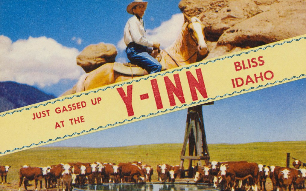 Y-Inn - Bliss, Idaho