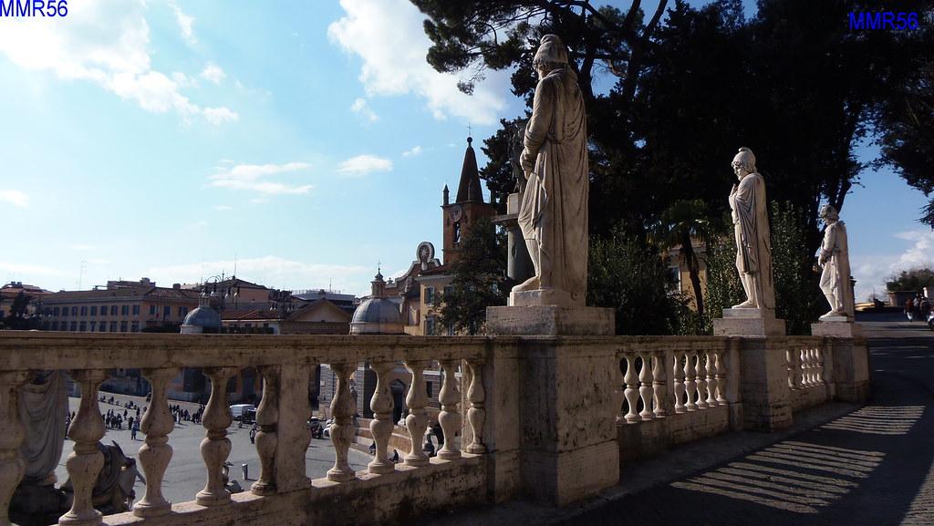 Dalla Terrazza Del Pincio Roma Marilena30 Flickr