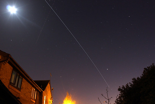 Space Station Flyover Palm Beach County