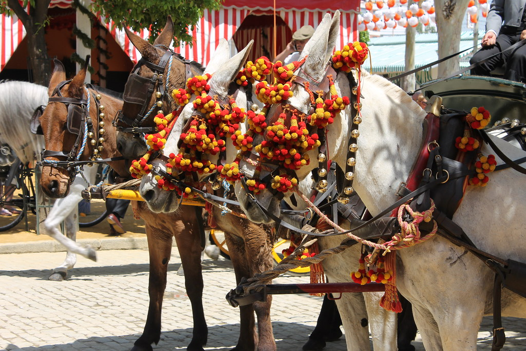 The April Fair of Seville