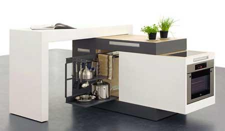 Mini cocina moderna mini cocinas modernas danieleralte for Mini casas modernas
