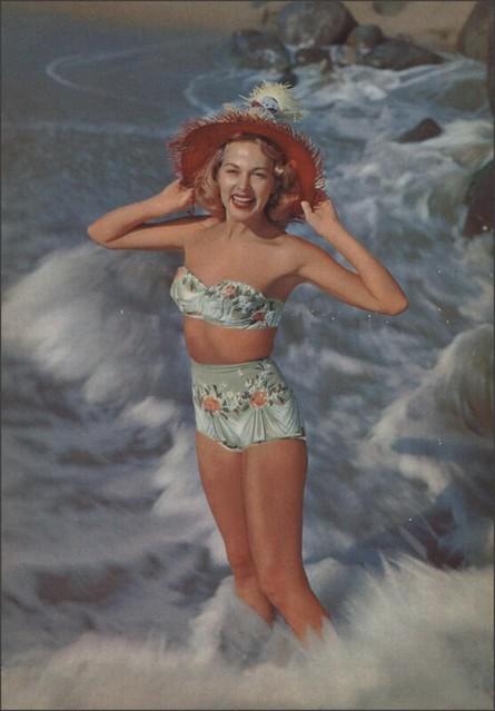 Pin up girls 1940s/ 1950s
