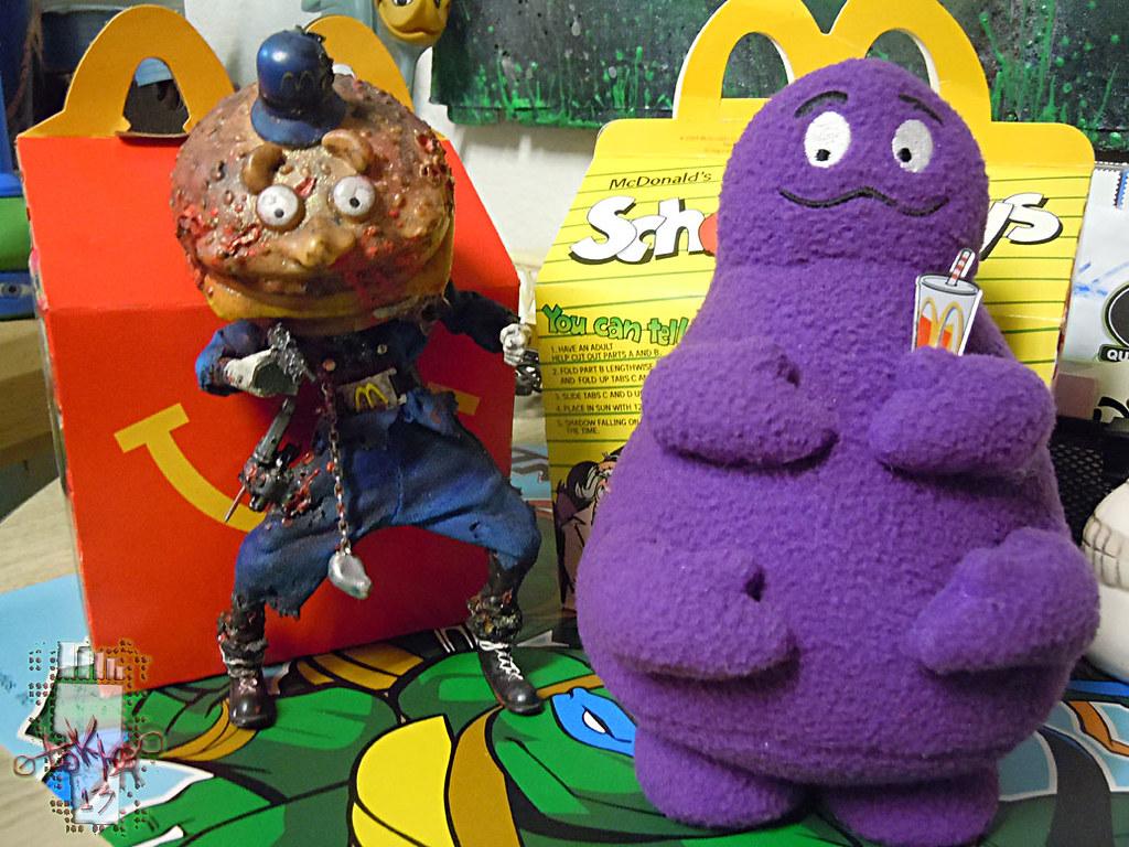 huckleberry toys mcdonaldland quotgrimace1971quot aka