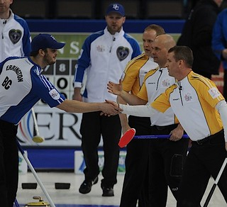 Edmonton Ab.Mar8,2013.Tim Hortons Brier.Manitoba.CCA/michael burns photo | by seasonofchampions