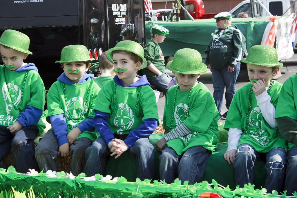 Kids St Patrick S Day Picture Book