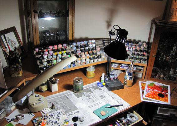 Paint Spray Workshop Totnes