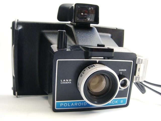 polaroid colorpack ii camera made in usa sold went to pr flickr. Black Bedroom Furniture Sets. Home Design Ideas
