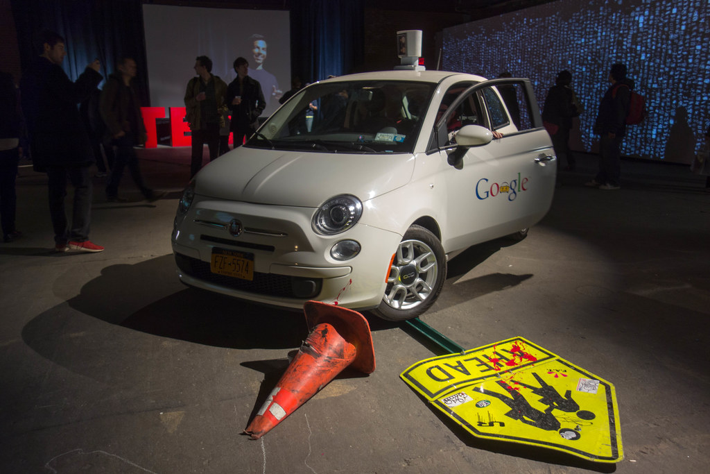Googles Driverless Cars Facts  Technology for Kids  Mocomi
