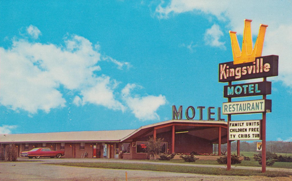 Kingsville Motel - Kingsville, Ohio