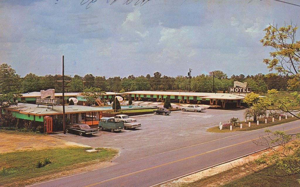 Capri Motel - Monticello, Florida