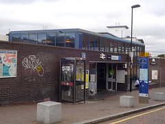 Picture of New Cross Station