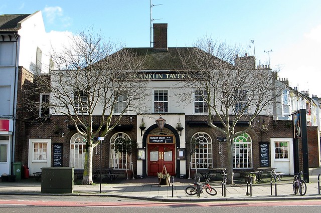 Image result for the franklin arms brighton
