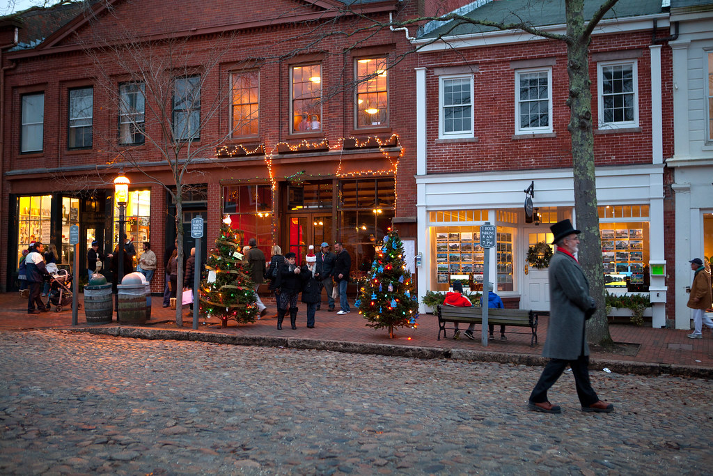 Nantucket Holiday Stroll Nantucket There Are Times