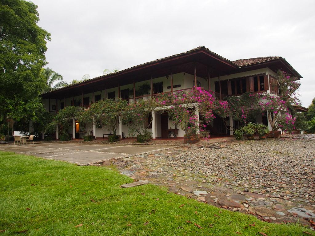 Hacienda Hotel San José Pereira