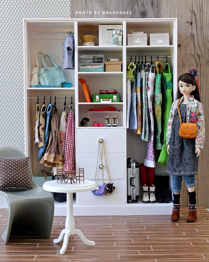 Barbie Wardrobe For Momoko Finally Got One Yey The