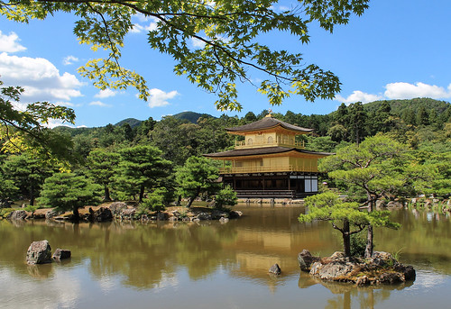 Golden Pavillion Kyoto Summer | by Joao Ferrao dos Santos
