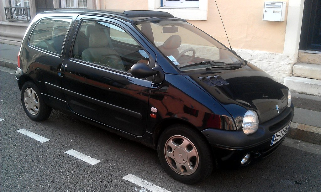 1999 renault twingo 1 2 initiale paris this is my wife 39 s flickr. Black Bedroom Furniture Sets. Home Design Ideas