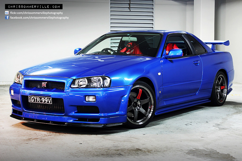nissan skyline r34 gt r v spec gtr 99v flickr. Black Bedroom Furniture Sets. Home Design Ideas