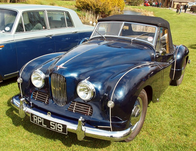 Haselbury Mill Classic Car Show