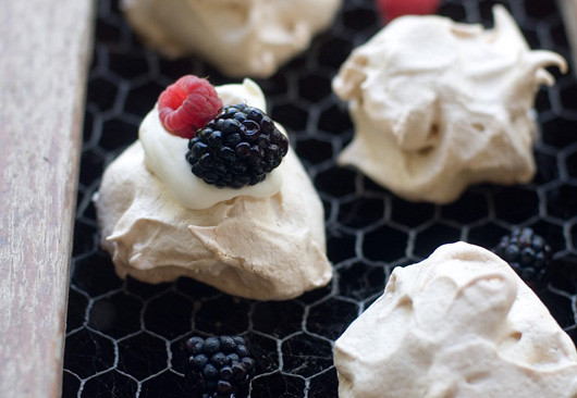 Delicious Bites: Brown Sugar Meringues | recipe today on dec ...