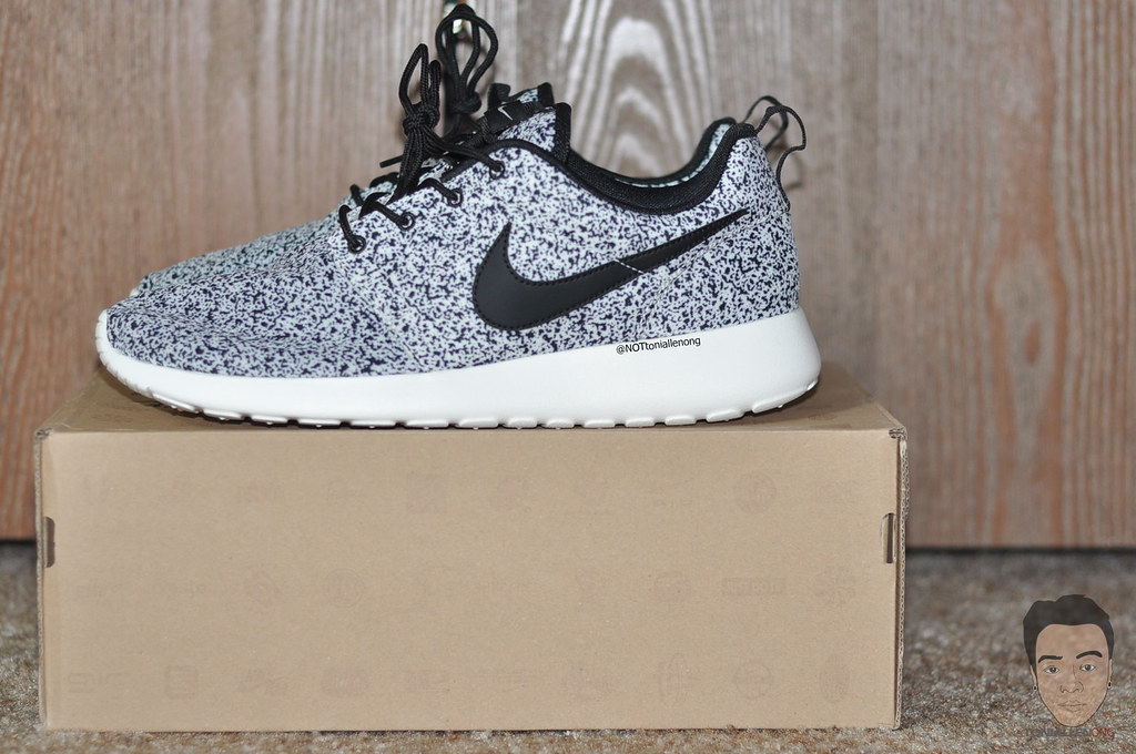 WMNS Nike Roshe Run Black Speckle | Flickr - Photo Sharing!