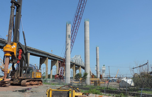 goethals bridge project Gallery video on friday evening, june 9, the port authority of ny & nj closed the original goethals bridge over the course of the weekend, both eastbound and westbound traffic was.