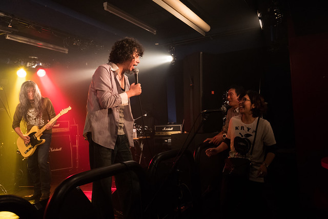 THE NICE live at 獅子王, Tokyo, 15 Sep 2016 -1010247