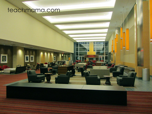 Target headquarters great hall mall flickr photo sharing