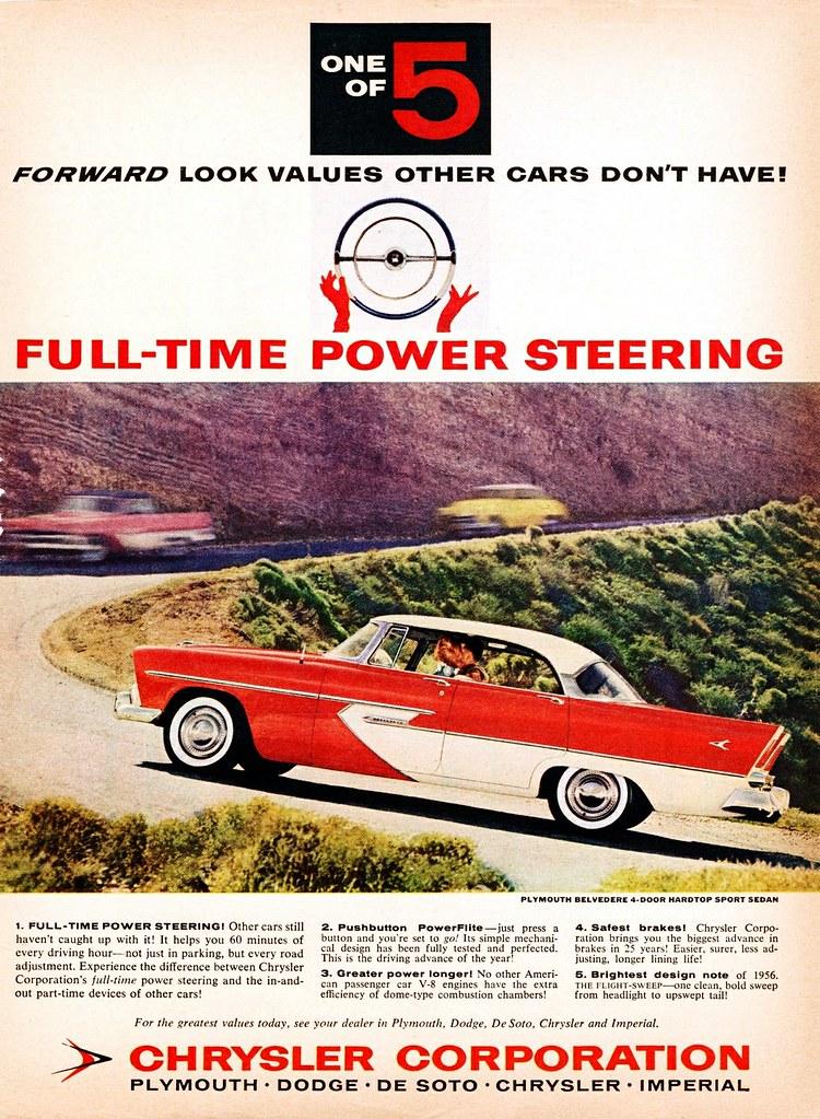 1956 plymouth belvedere 4 door hardtop sport sedan flickr for 1956 plymouth belvedere 4 door