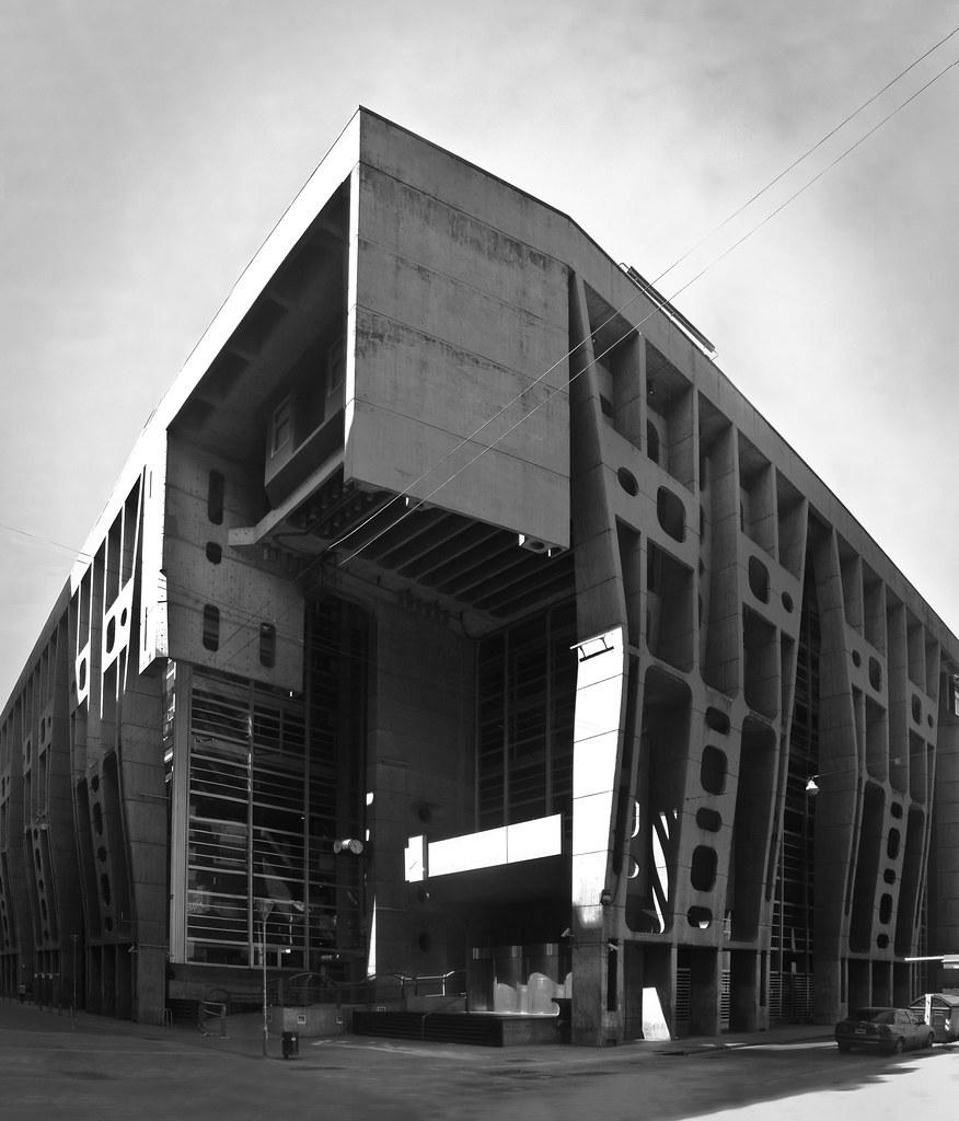Banco De Londres Ciudad De Buenos Aires Clorindo Testa