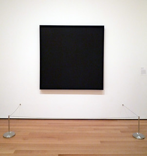 Ad Reinhardt, Abstract Painting | by profzucker