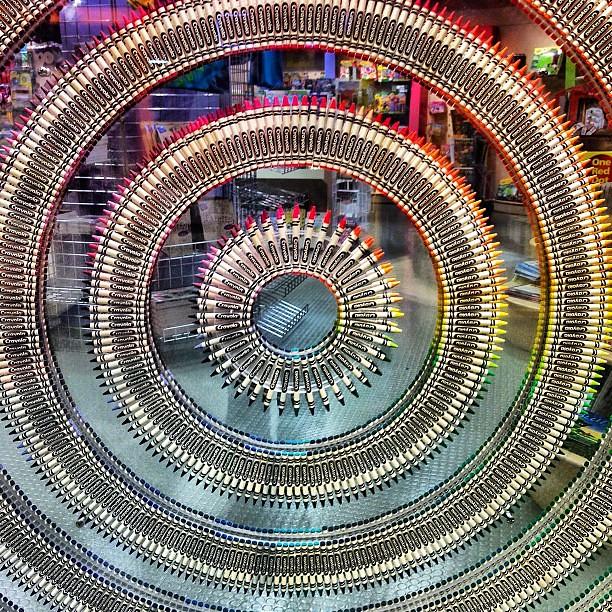 Crayola Color Wheel At Crayola Store Kc Bigebee Flickr