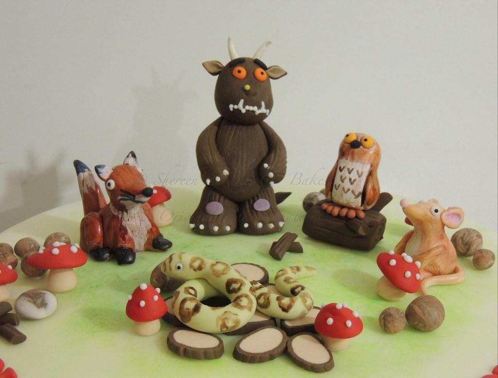 Images Gruffalo Cake
