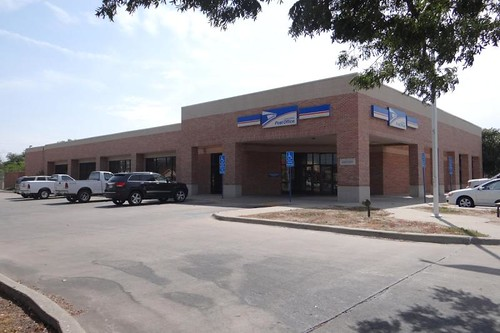 Post Office in Waco, TX - Downtown Waco Location