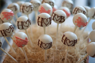 Custom Cake Pops | by Sweet Lauren Cakes