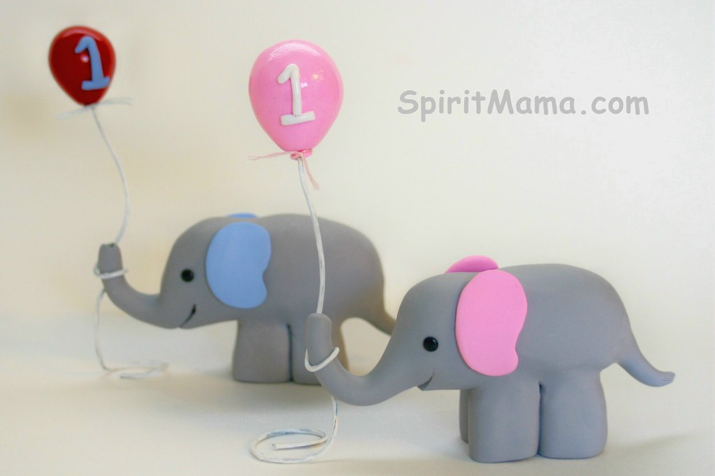 elephant baby shower cake topper baby elephant cake toppers