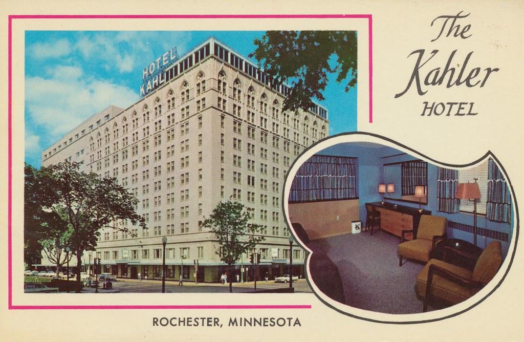 The Kahler Hotel - Rochester, Minnesota