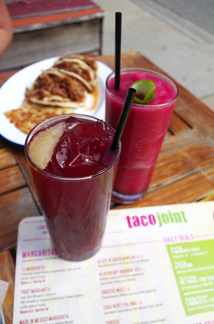 Taco Joint River North Brunch