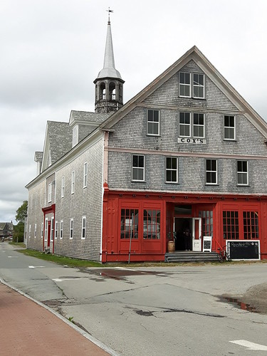 Cox building, Shelburne
