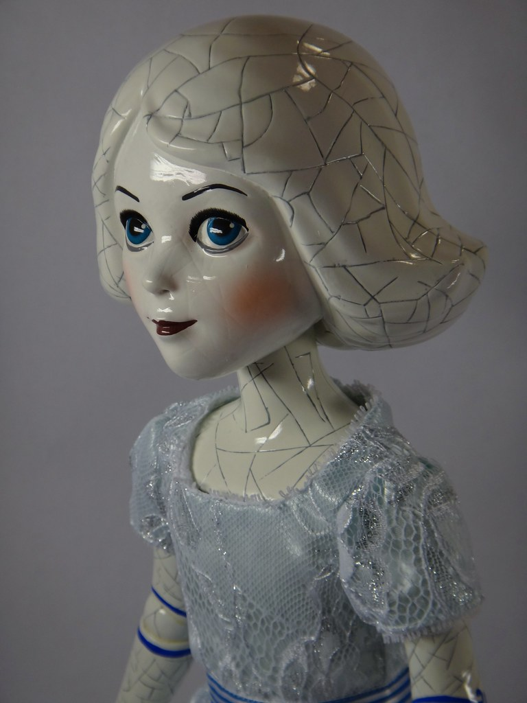 le china girl 19 u0026 39  u0026 39  doll - oz the great and powerful