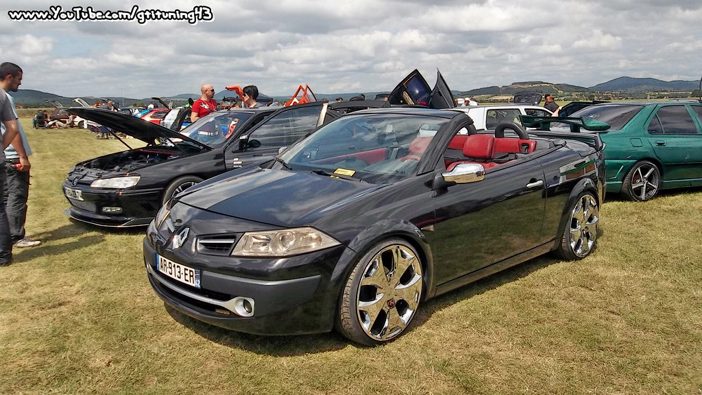 renault megane cabriolet venez regarder ici la 1 re partie flickr. Black Bedroom Furniture Sets. Home Design Ideas