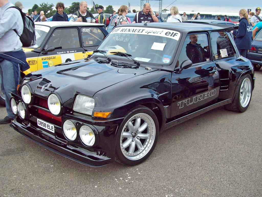121 renault 5 turbo 2 1986 renault 5 turbo 1986 engine flickr. Black Bedroom Furniture Sets. Home Design Ideas