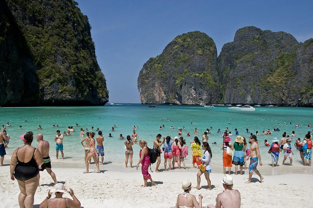 May Bay Phi Phi Island