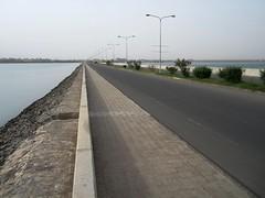 Taulud Island Causeway