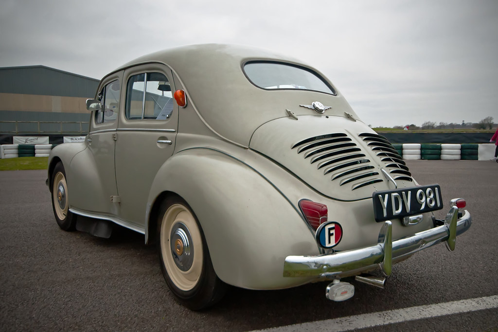 citroen 4cv the first goodwood breakfast club of the year flickr. Black Bedroom Furniture Sets. Home Design Ideas