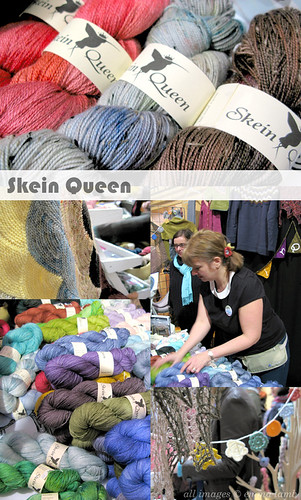 local talent : Edinburgh Yarn Festival photos, part 2 | by emma lamb : living in colour