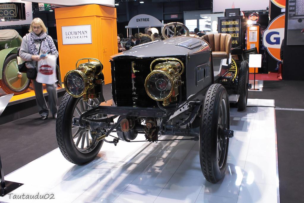 spyker 60 cv 1903 ce fut la premi re voiture au monde qui flickr. Black Bedroom Furniture Sets. Home Design Ideas